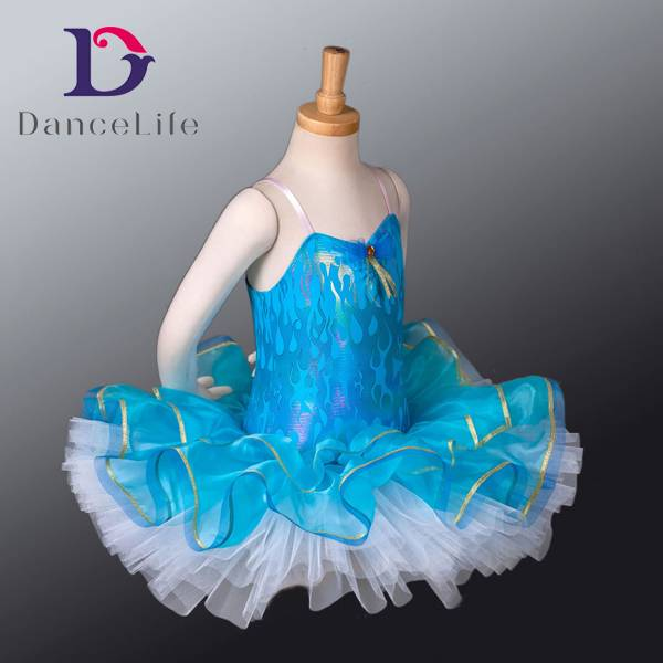 Child performance ballet tutu