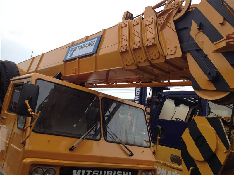 USED TADANO TG500E-3 50TON TRUCK CRANE WITH HIGH QUALITY IN LOW PRICE