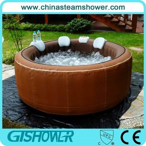 Outdoor Portable Whirlpool Bath