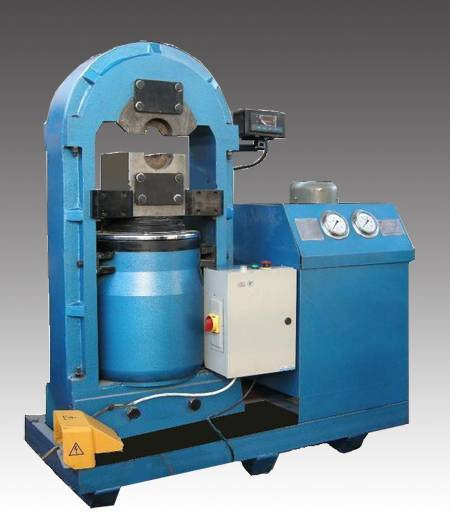 CE certification 350T Wire Rope Pressing Machine