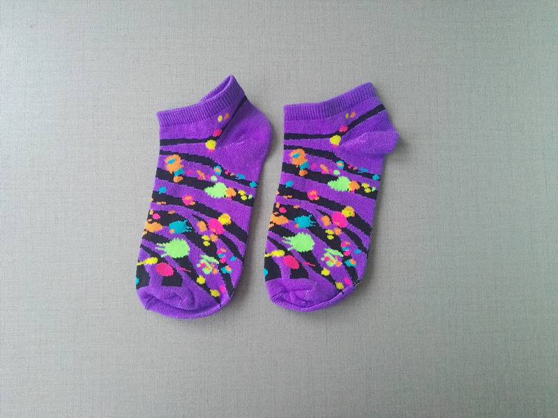 Wholesale high quality and cheap price happy ankle socks sports sock for women