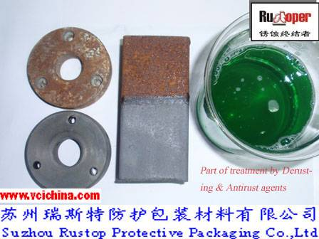 High Quality Derusting and Antirust Agent
