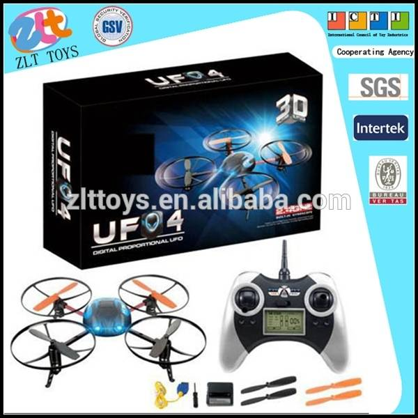 2.4G Four-way remote control UFO,Three-axis gyroscope,remote control aerobat