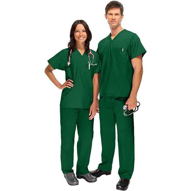 2016 New Style Medical Scrubs Wholesale/nursing uniform Medical Uniform Scrubs cheap/OEM scrub suits