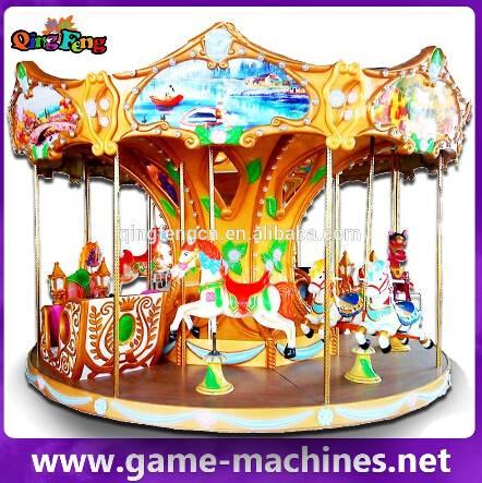 Qingfeng kids amusement park toys for sale