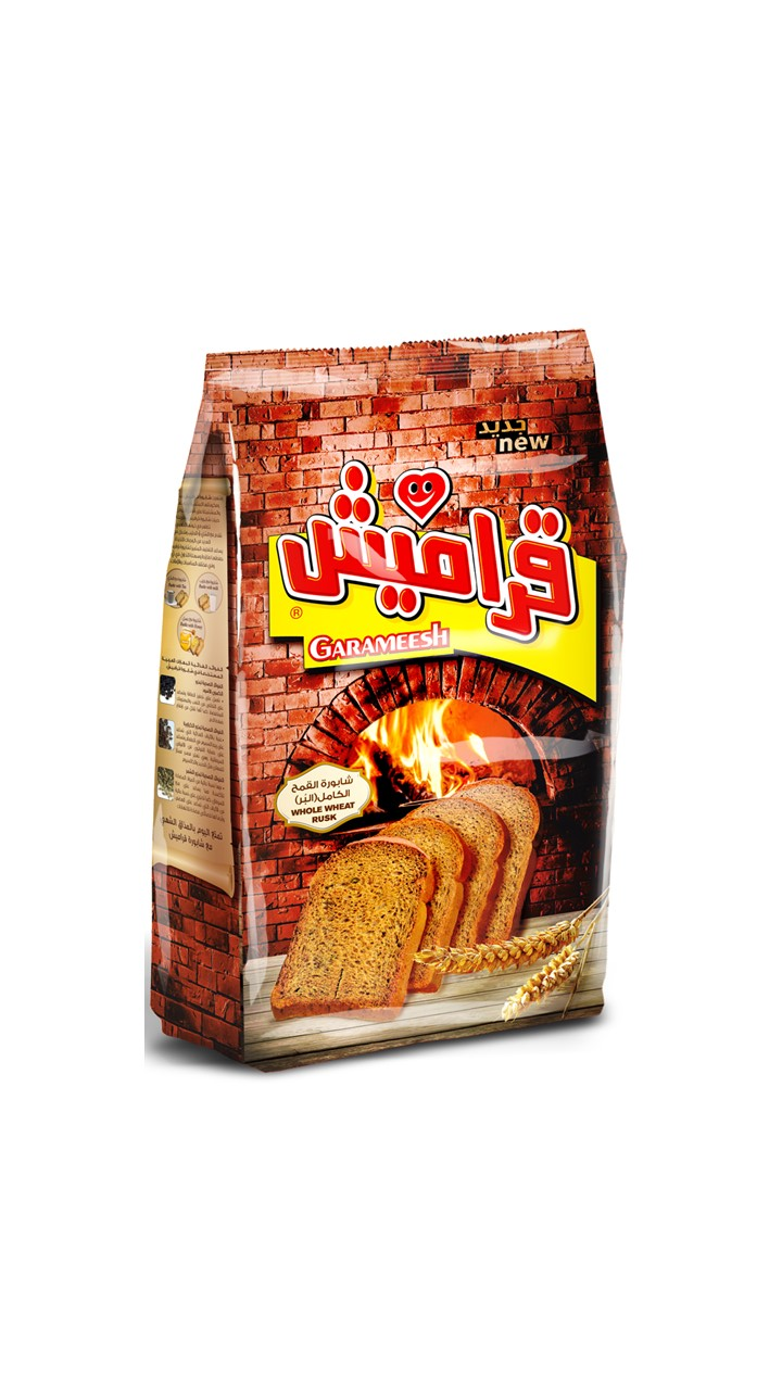 GARAMEESH RUSK WHOLE WHEAT