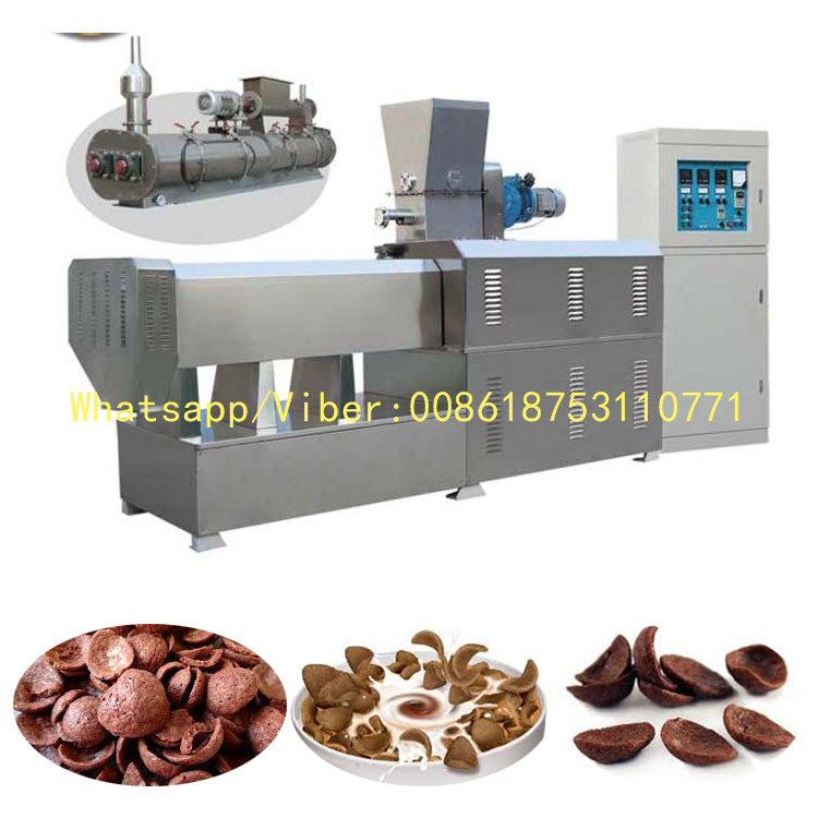 snacks food machine snacks making machine