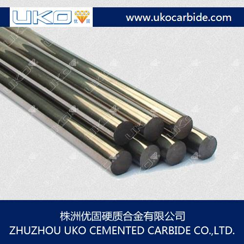 Available in a large range of sizes on tungsten carbide rods