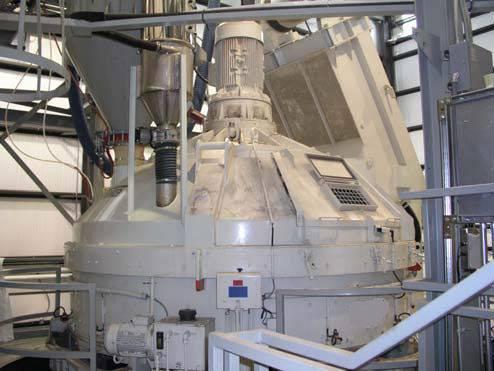Vertical-shaft Concrete Mixer