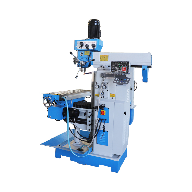 31 Years Experience Drilling Machine Milling Machine Vertical Drilling And Milling Machine