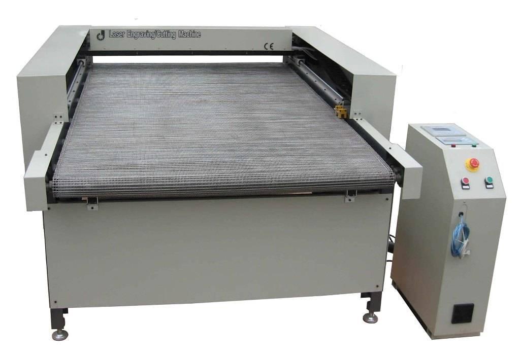 leather cloth textile cotton laser cutting machine