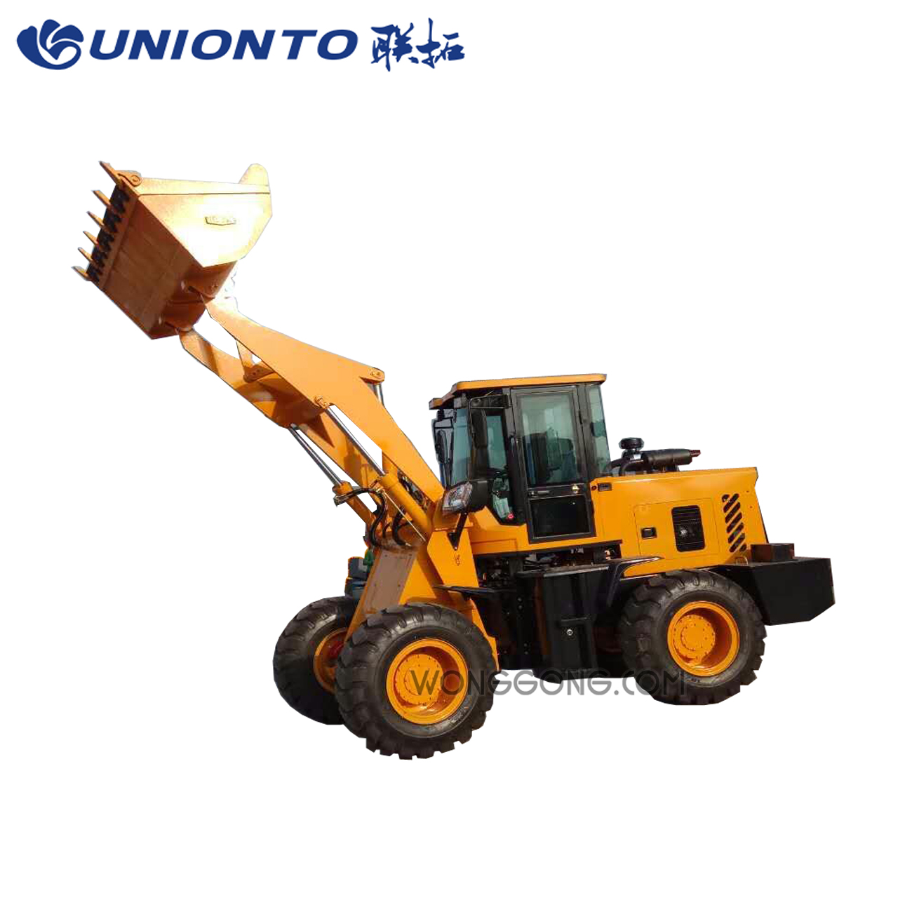 UNIONTO-915 mini loader for sale