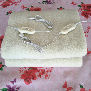 New Designs Electric Under Bed Wool Fabric Blankets