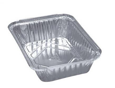 Aluminum Foil Container 8342