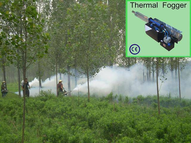 OR-4(6HYC-15) thermal fogging machine