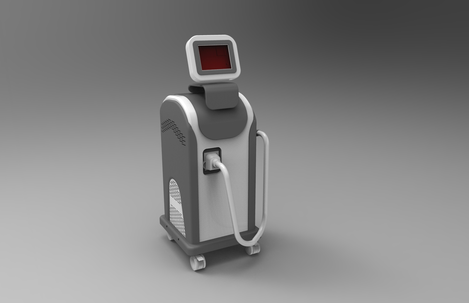 808 diode laser machine for permanent hair removal FDA
