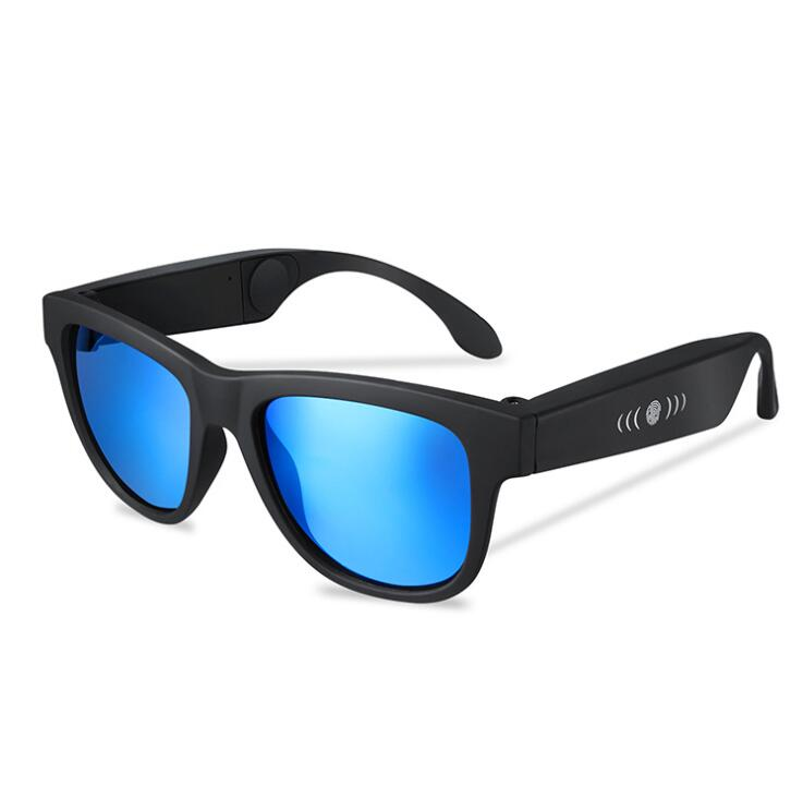 G1 Sunglasses With Bluetooth Bone Conduction Headphone Support Touch control