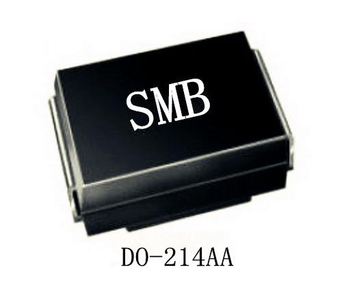 Free Samples SMBJ24CA SMBJ24A 600W DO-214AA Case 24V TVS Diode