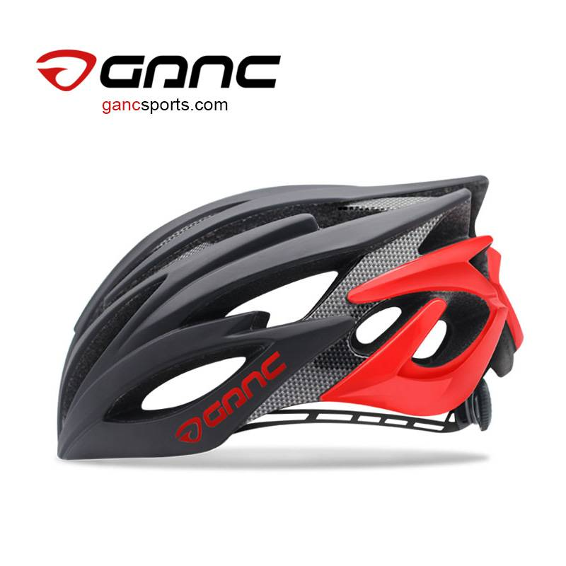 Ganc Awesome Road Bike Helmet - Snake