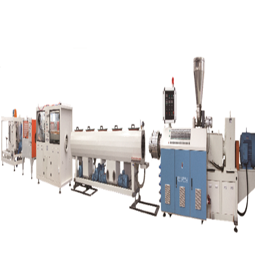 pvc/cpvc series pipe extrusion line