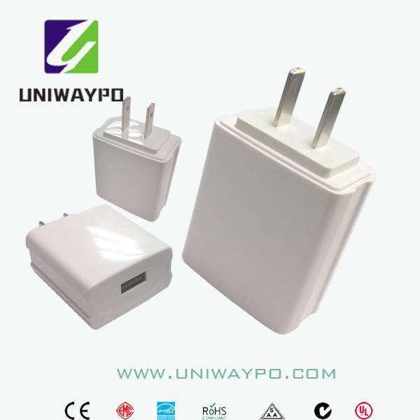 10w 5v 2a usb power adapter with UL PSE