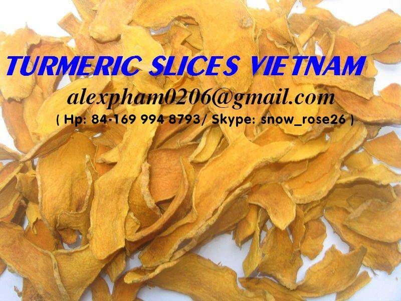 TUREMRIC SLICES/ RED TURMERIC SLICES/ YELLOW TURMERIC SLICES in SKYPE snow_rose26