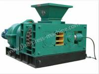 carbon briquette machine