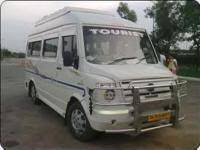 Seater Tempo Traveller on Rent in Delhi
