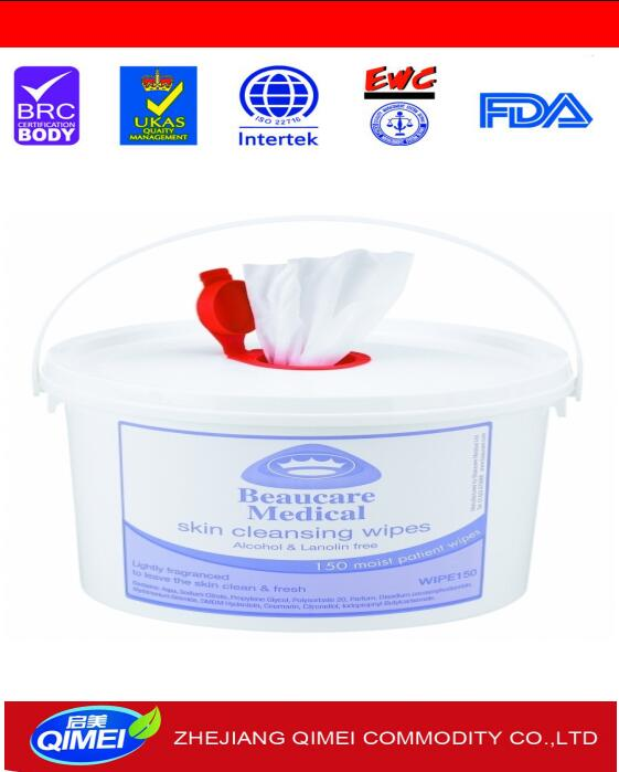 high quality medical health wet wipes