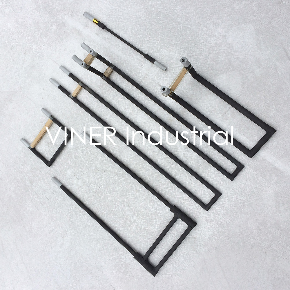 Silicon Carbide SiC heating element for 1600C Furnace/Kiln