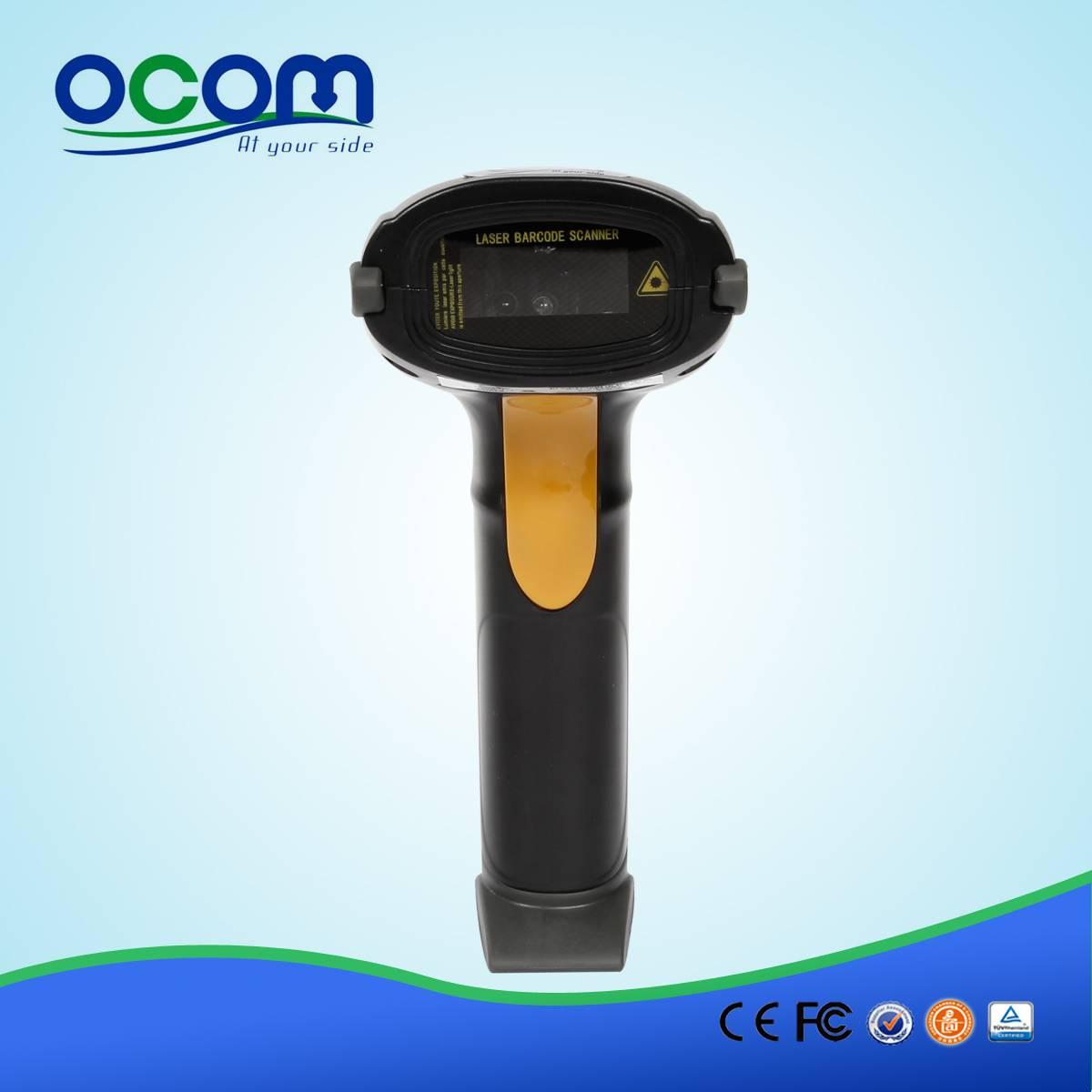 Mini usb laser barcode scanner