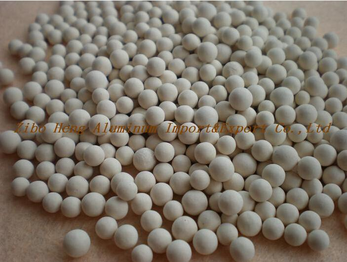 2. 3-5mm,4-6mm,5-8mm Activated Alumina ball