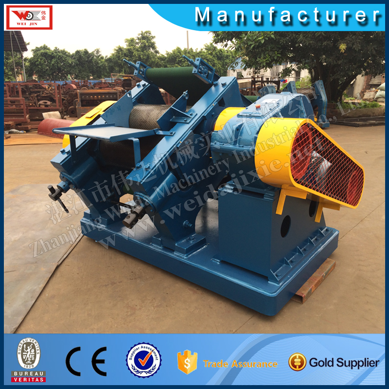 Cup-lump Rubber Creper Machine Collectiong Station Creper Machine