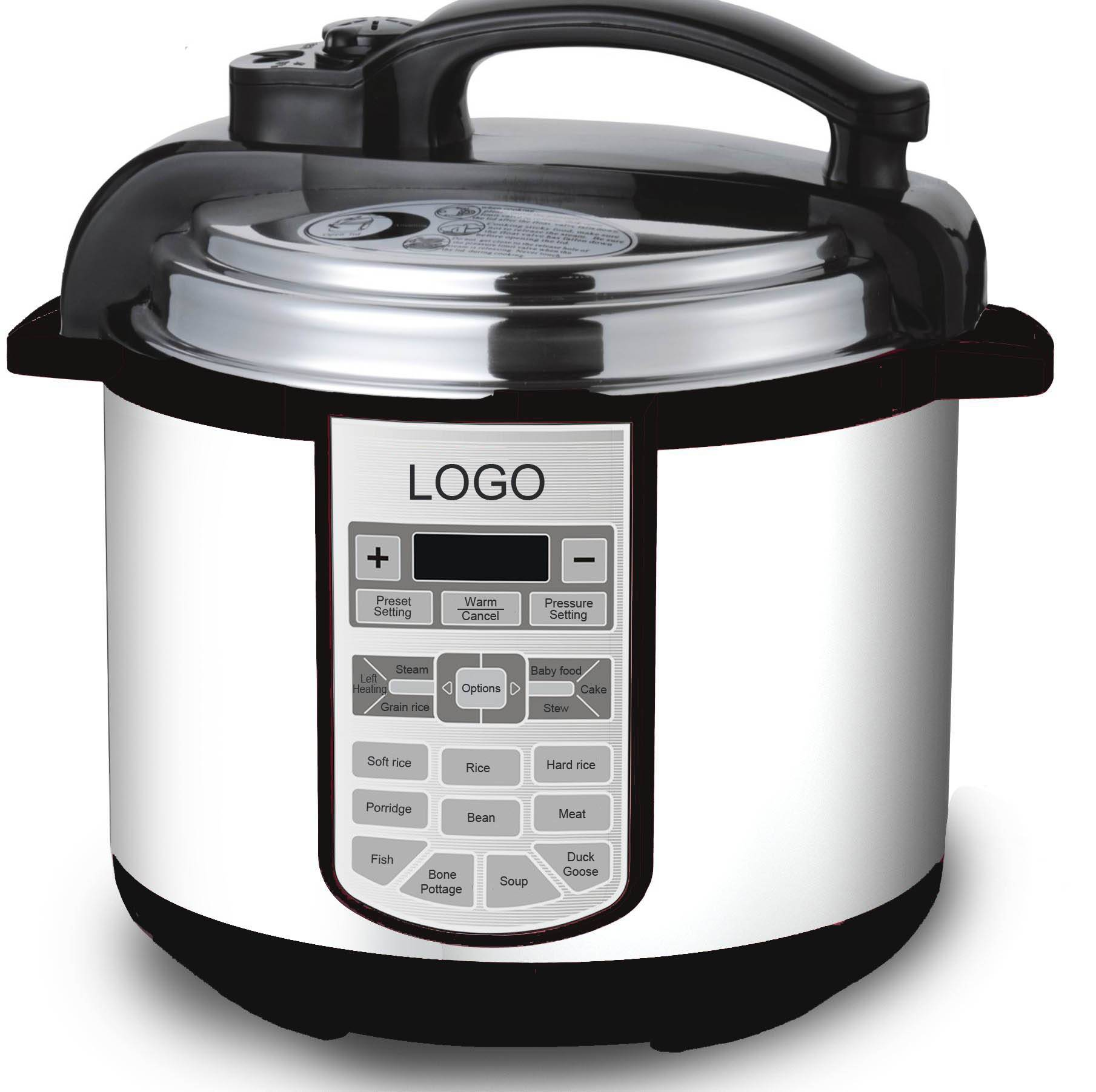 Model#YBW-Q.B.L-90 ALUMINIUM ALLOYED BABY FOOD PRESSURE COOKER
