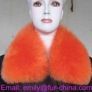 100% Real High Quality Fur Collar