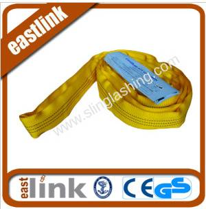 3t Synthetic Round Sling for Lifting Sf7: 1
