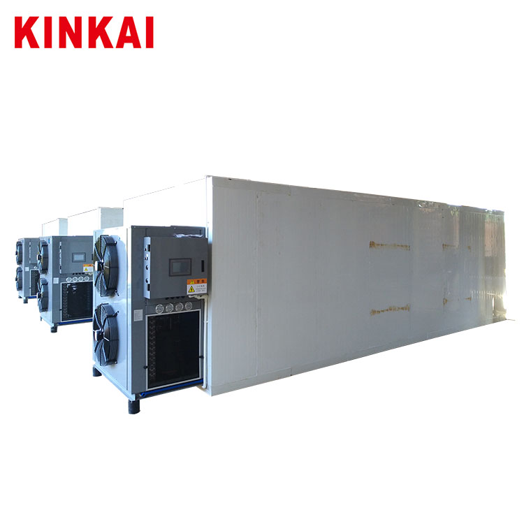 High efficient Apple slice drying machine/ Industrial fruit slice dehydrator/ Commercial drying cabi