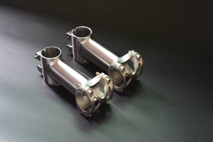 GR9 titanium bike stem 25.4mm/31.8mm