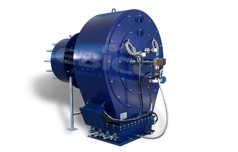 EC-GNQR Series of Low-nitrogen Burners