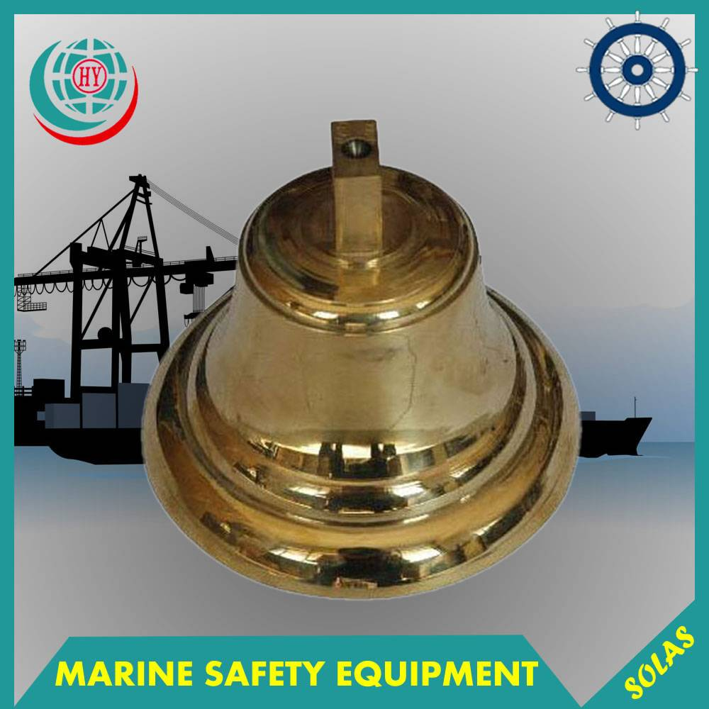 Marine Brass Bell Ring For Ship And Vessel