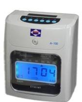 good quality  Electronic  time  card clock A-100