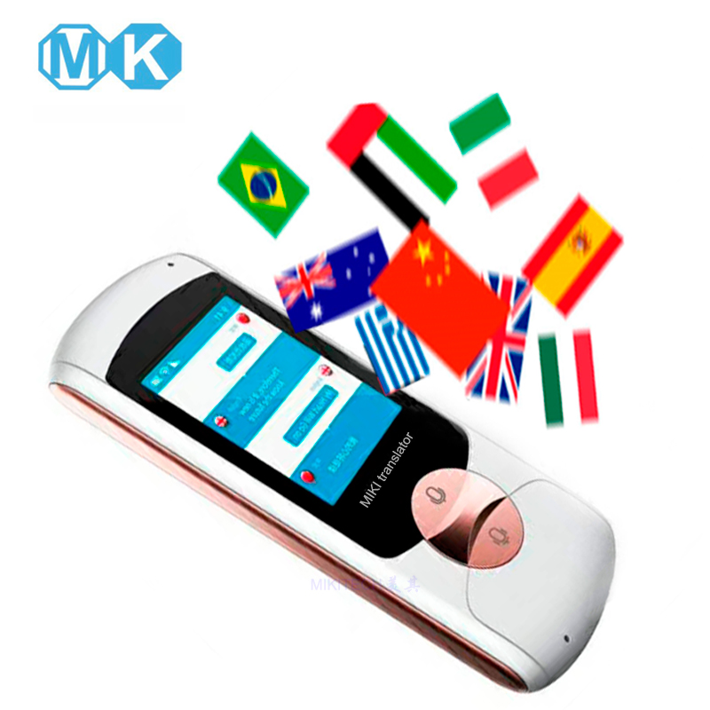 Smart MIKI Translator voice 150 languages