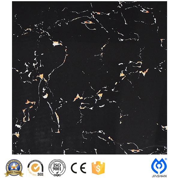 600*600*10mm porcelain marble-look floor tile