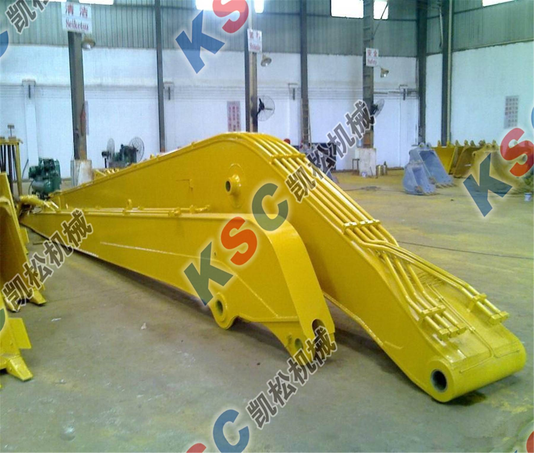 Construction Long Boom Arm for Heavy Duty Machinery Equipment