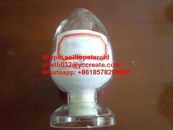Healthy CAS 10418-03-8 Bulking Cycle Steroids Winstrol Stanozolol For Body Growth