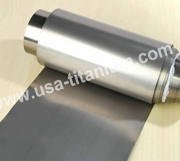 USTi Titanium Coil,Titanium Foil