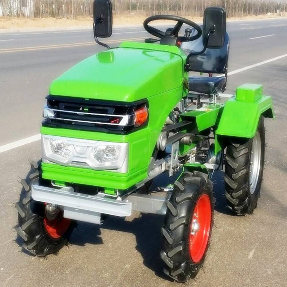 factory supply good quality 12hp mini tractor