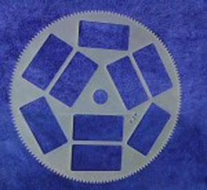 FR-4 epoxy resin sheet for polish optical