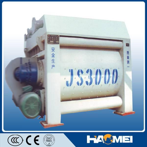 JS3000 Concrete Mixers