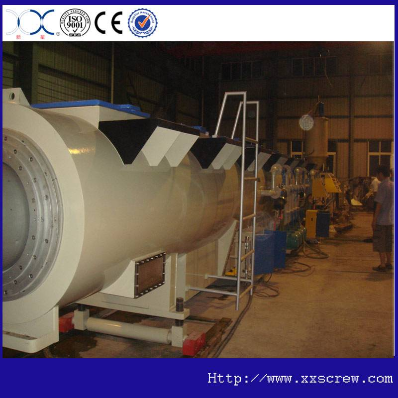 CE certificate PE pipe production  machine